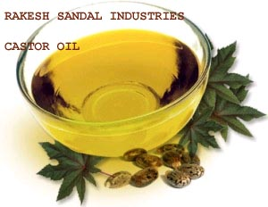 CASTOR OIL - Rakesh Sandal Industries