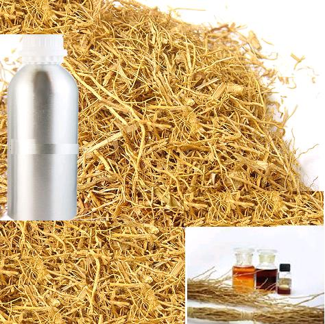 VETIVER OIL - Rakesh Sandal Industries